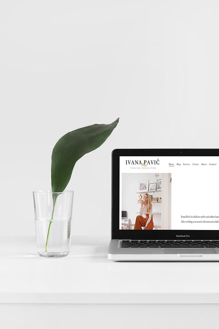 Ivana Pavić usluga stilist online