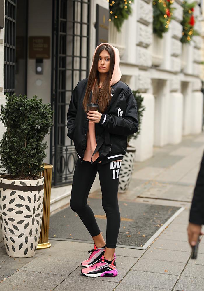 nike adidas tenisice Buzz Sneaker Black Friday popusti street style Petra Petričević zagrebačka moda špica