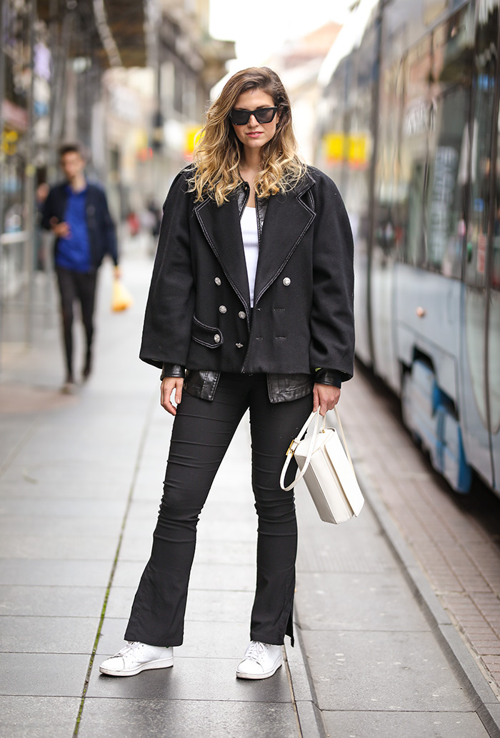 Kristina Deranja foto Ana Josipović street style zagreb moda street scene zagreb zagrebacka moda