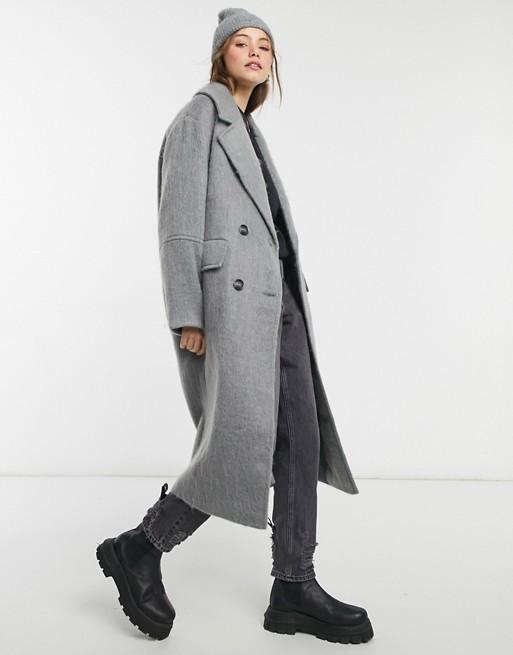 kaput asos sivi gdje kupiti sivi kaput asos zara hm bershka modni portal ženska moda zima fashion grey where to buy gey coat womens fashion