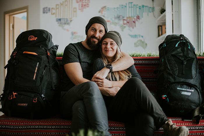 """Neobičan par: Anđela i Davor Rostuhar i njihova """"ljubav oko svijeta"""""""
