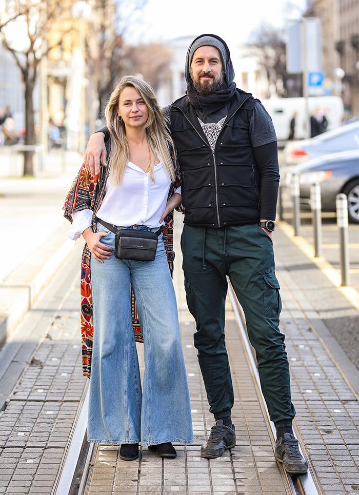 """Neobičan par: Anđela i Davor Rostuhar i njihova """"ljubav oko svijeta"""" foto Ana Josipović"""