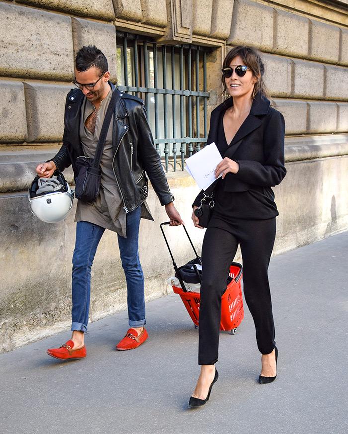Jeste li vidjeli Zarine torbe za šoping s kotačima!? Jako su stylish! Paris street style