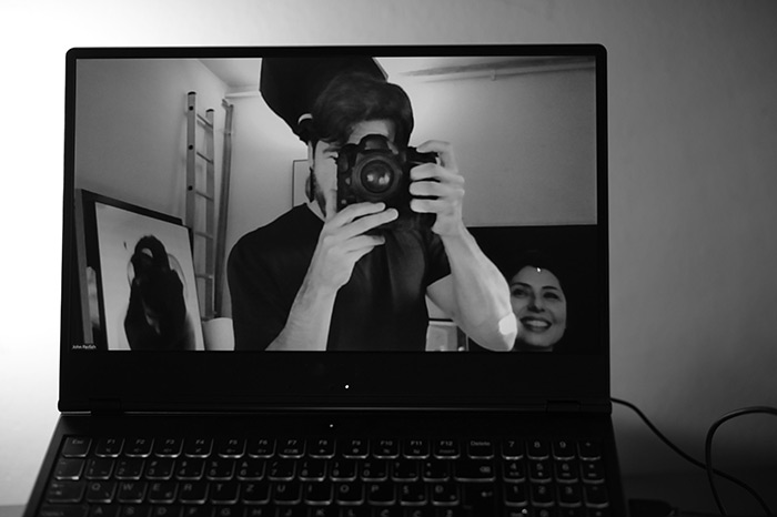 Virtualno  izložba Faces, Places, Spaces – autorski projekt PRiredba studija i fotografa Johna Pavlisha bit će predstavljena uživo u Galeriji Kranjčar na samu obljetnicu
