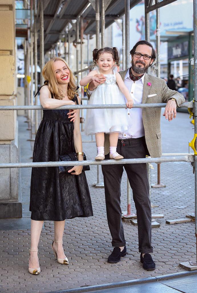 upoznajte obitelj Ivana Ostojčić Olga Ivo Korečić