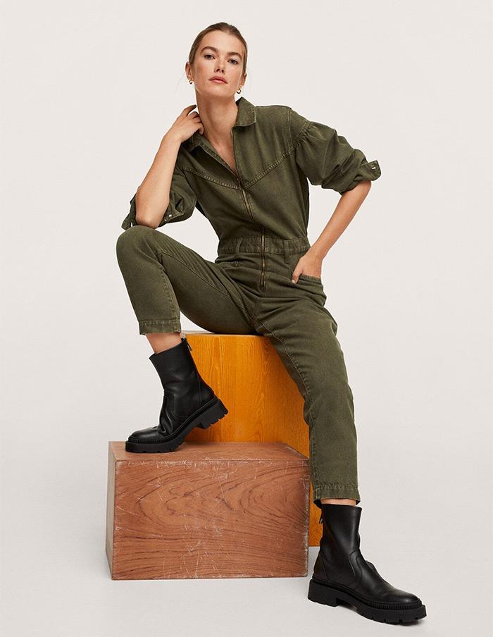 8 najzanimljivijih modela safari kombinezona za jesen - Zara, Mango, Asos, Frame, Max Mara, Ulla Johnson