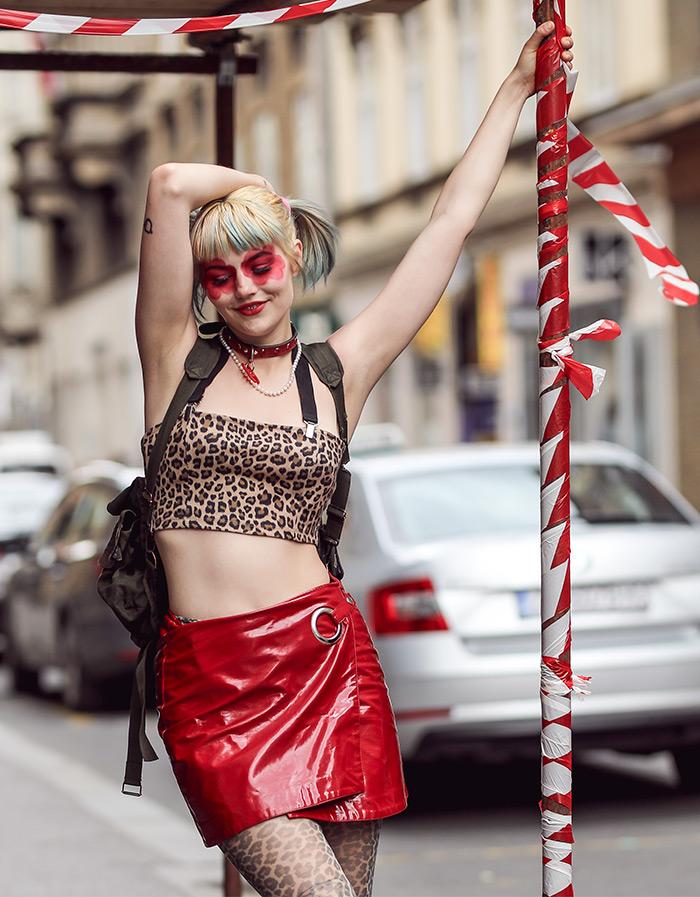 Mara Nola street style moda Zagreb foto Ana Josipović Slavica